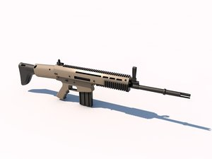 3ds operations rifle scar