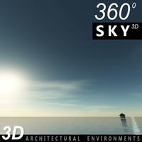 Sky 3D Day 010