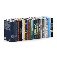 softcover guide books 3d model