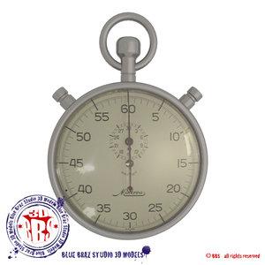 c4d chronometer chrono