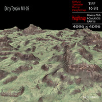 max dirty terrain m1-05