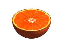 Orange-cut