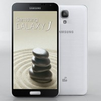 3d samsung galaxy j model