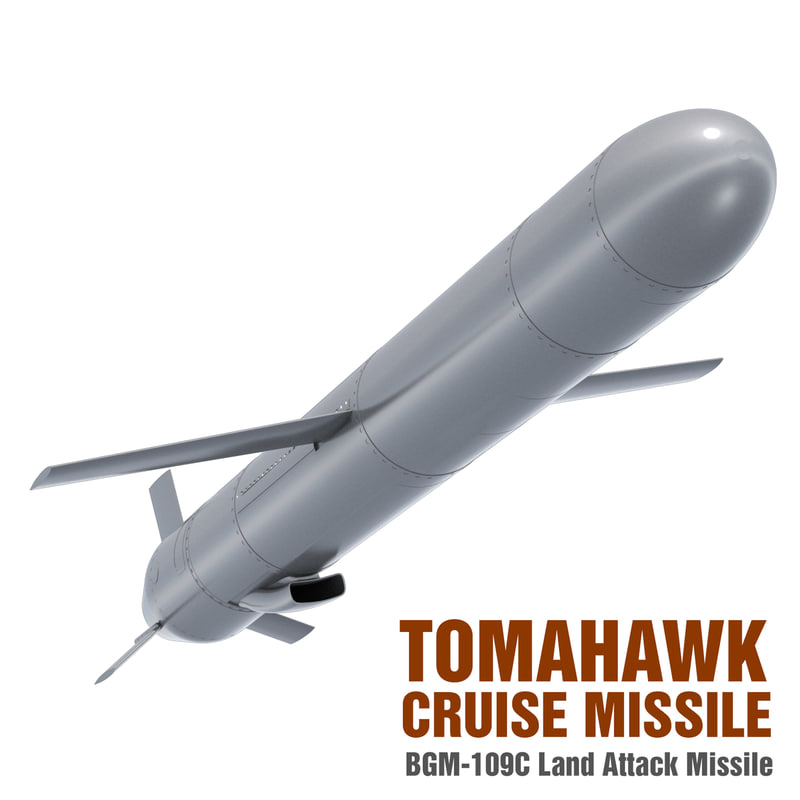 tomahawk cruise missile 3ds