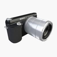 Sony Alpha NEX-F3