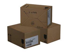 carton cardboard box max