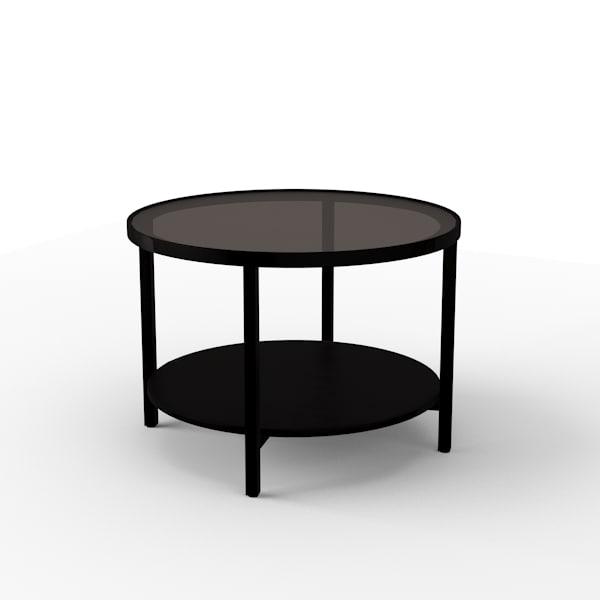 3d Ikea Coffee Table Model