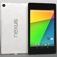 Google Nexus 7 2013 White