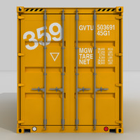 20 ft. Shipping Container
