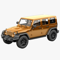 Jeep Wrangler Moab 2013