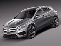 Mercedes-Benz GLA AMG 2014