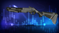 Modern Shootgun + Accesories