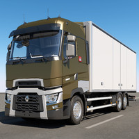 Renault T Range 6X2 Chassis
