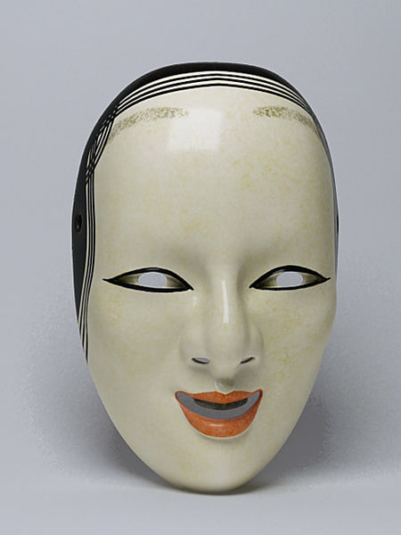 3ds max mambi mask japan japanese
