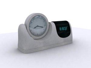 max alarmclock alarm clock