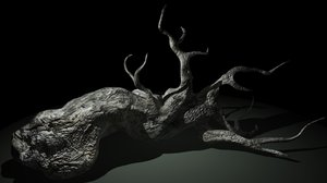 dead tree fbx
