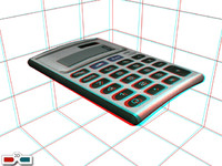 Calculator LowPoly