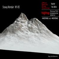 snowy mountain m1-05 max