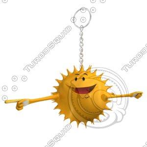 max sun star smiley