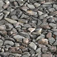 stones 07 3d model