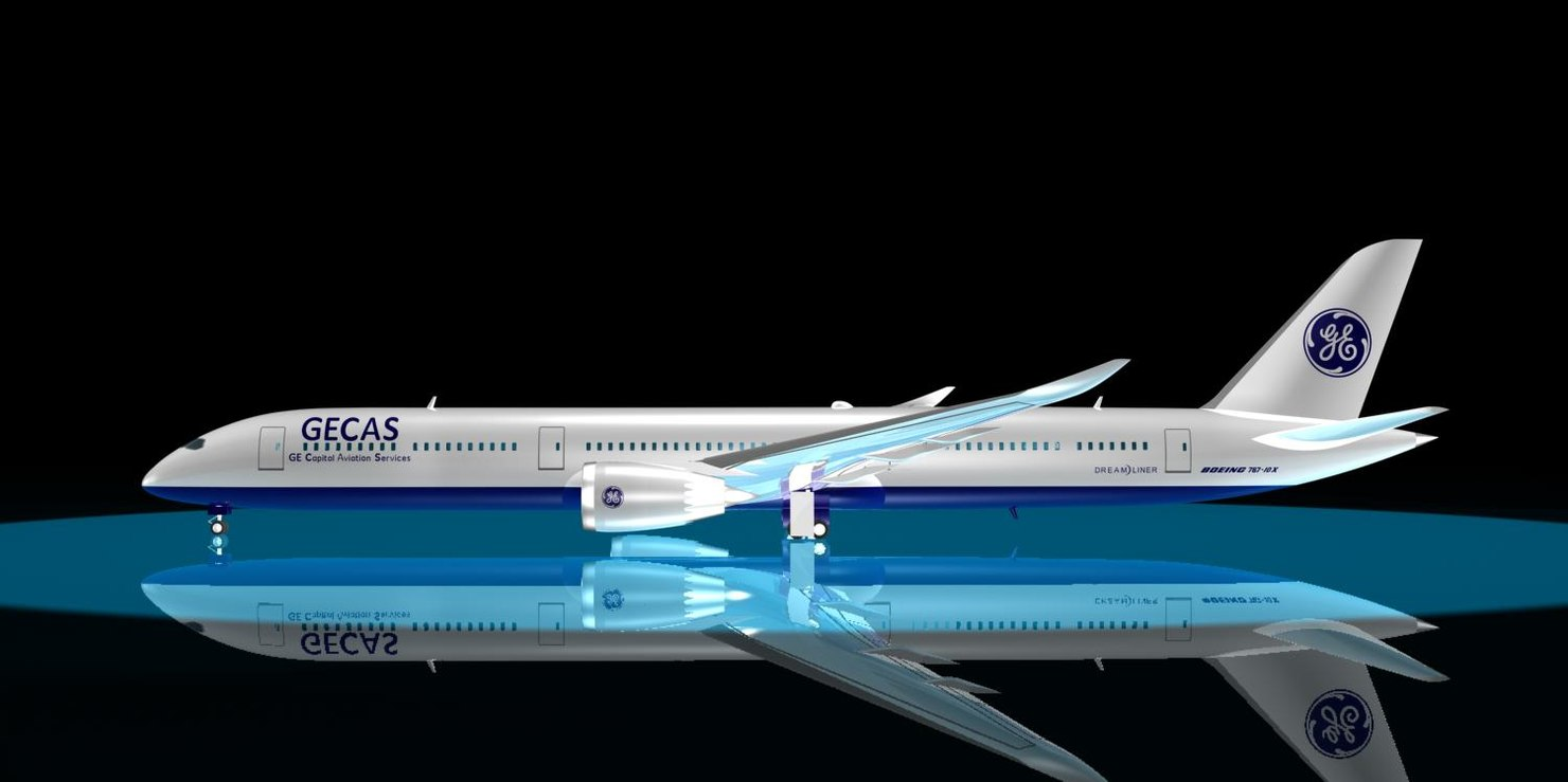 gecas 787-10 dreamliner ge max