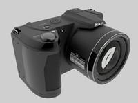 max camera nikon l120