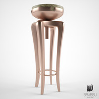 max brabbu mohawk stool