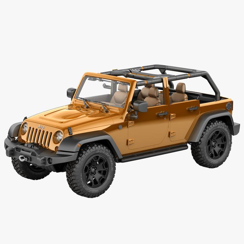 3ds jeep wrangler moab lite