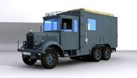 Krupp L3H63 Kfz354