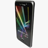 lg spectrum vs920 3d model