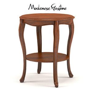 modenese gastone art 5272 3d model