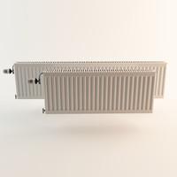 radiators 3d model