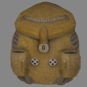 3ds medium bag