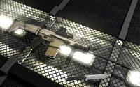 SCAR-H assault rifle
