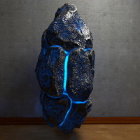 Glowing energy Stone 3