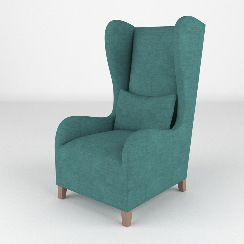 max chair realistic