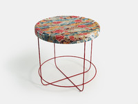 Moroso Ukiyo low table round