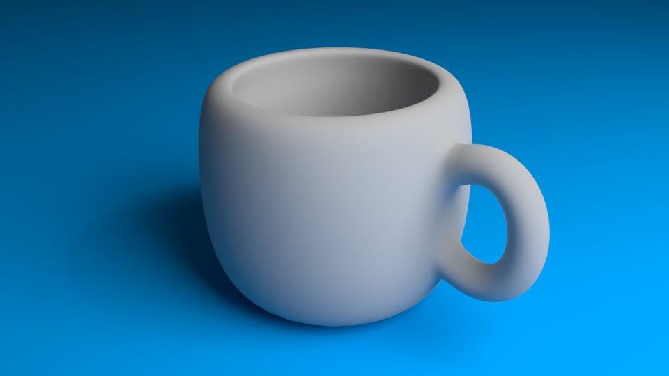 coffee mug blend