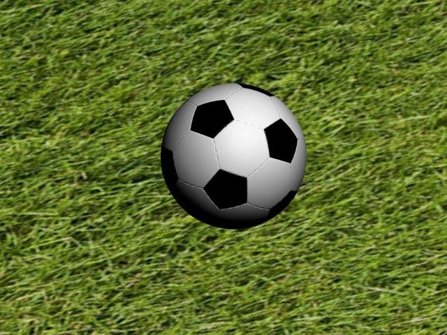 3d soccer football