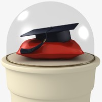 3d 3ds studenthat student hat