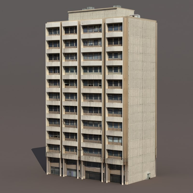 max residential building