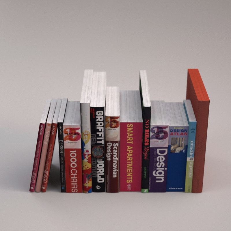 3d max design books