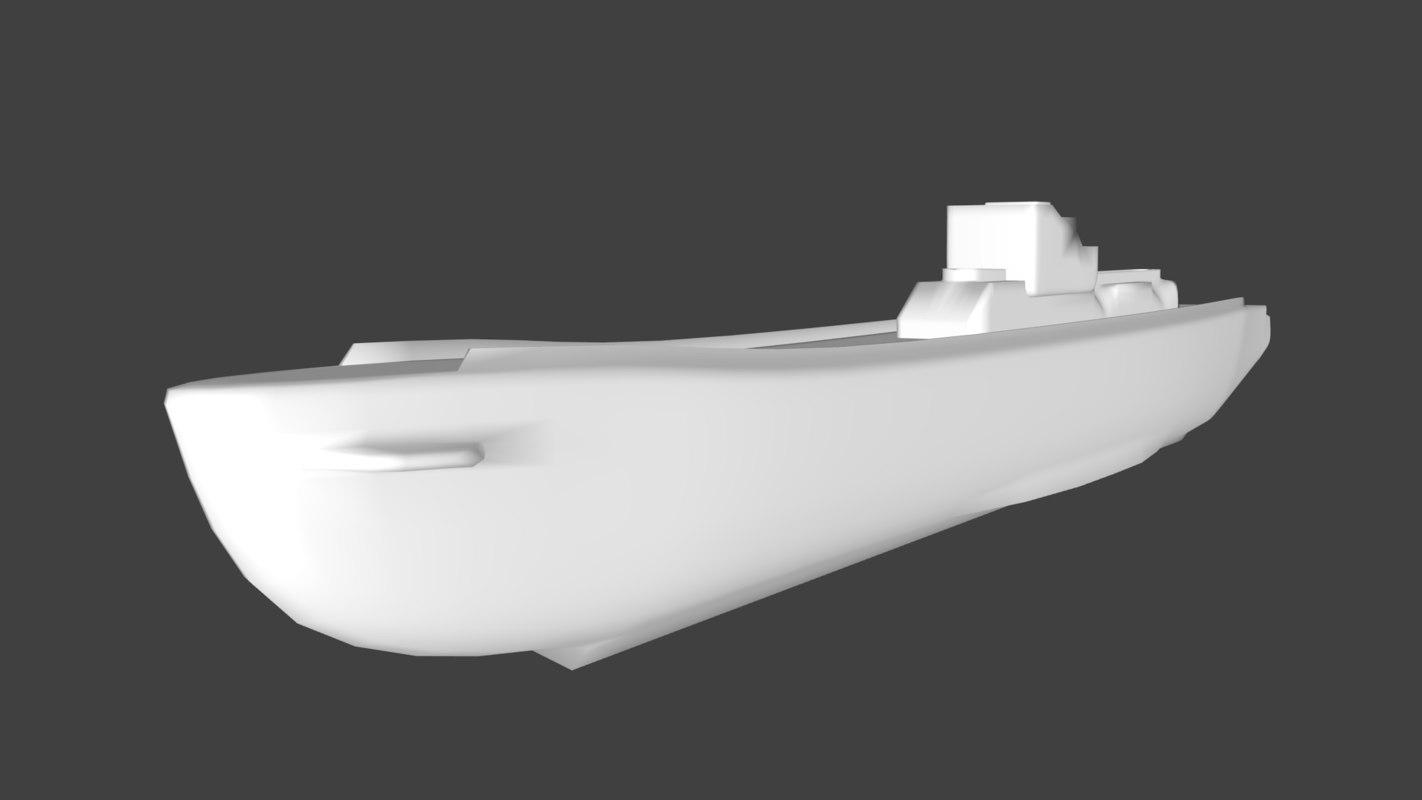 3d submarine u sub