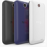 htc desire 310 colors 3d 3ds