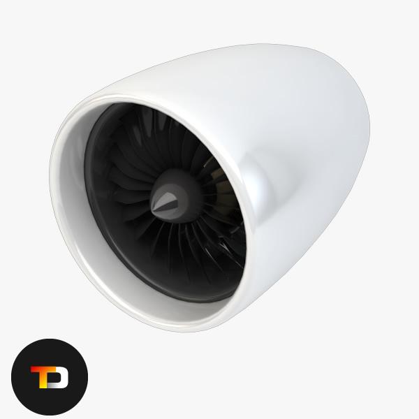 max turbo-fan engine parts fan