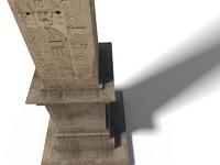 egyptian obelisk max