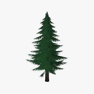 pine tree01 max