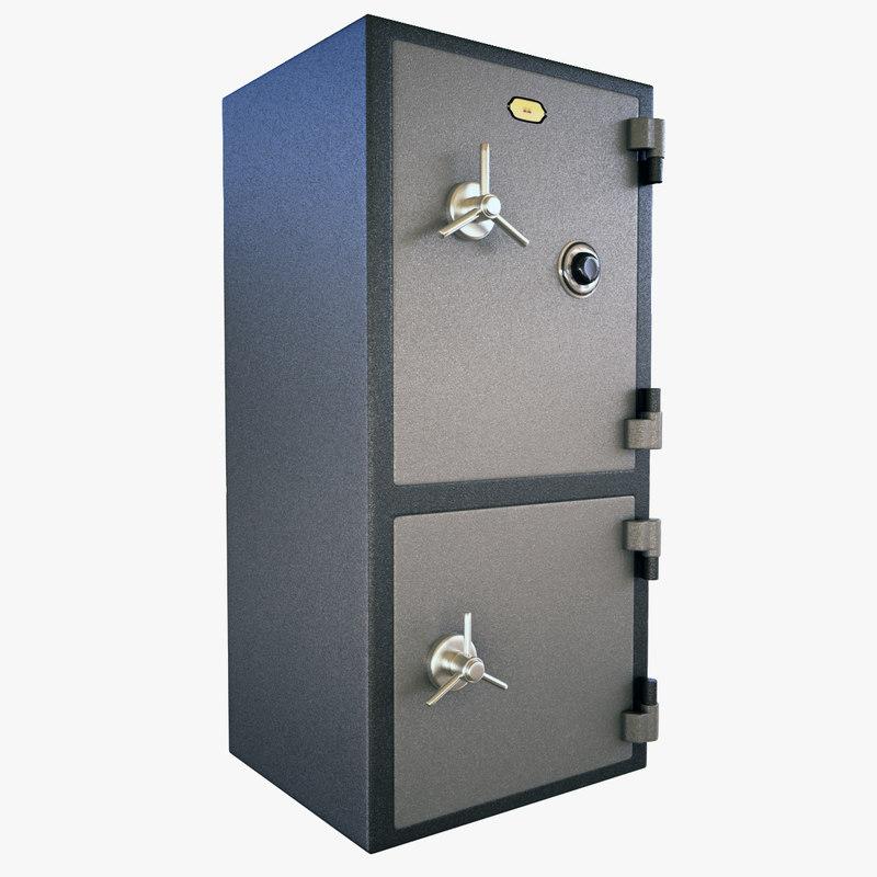 3d big safe model
