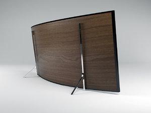 curved ultra tv hd 3d max