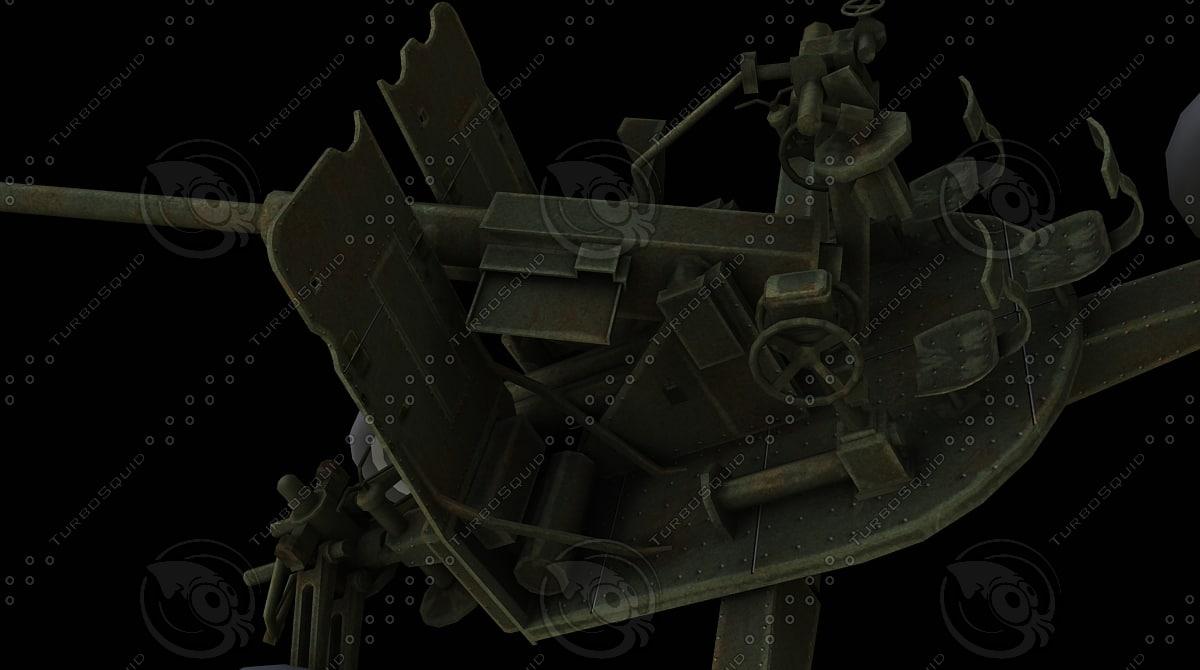 57mm azp-s60 3d max